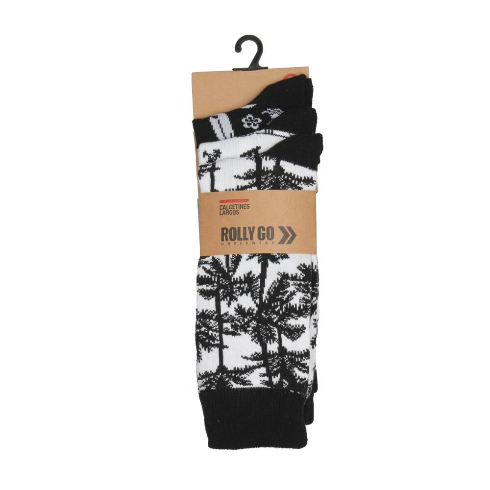 Calcetines Unisex Rolly Go / 3 Pares image number 0.0