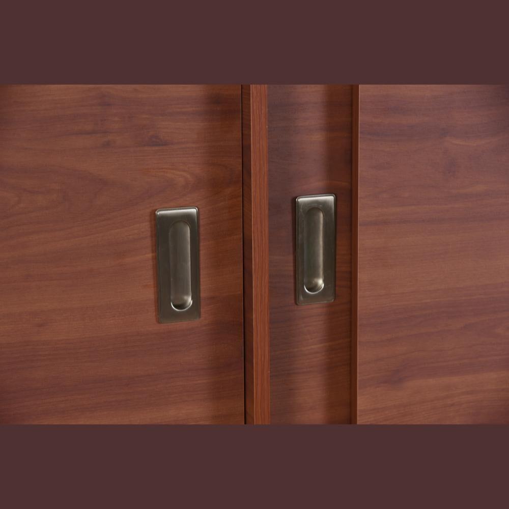 Closet Cic Mel. Cerezo 15 Mm. / 4 Puertas / 8 Cajones image number 8.0