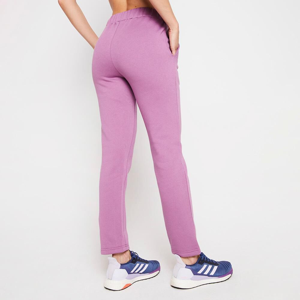 Pantalon De Buzo Regular Mujer Wethland image number 2.0