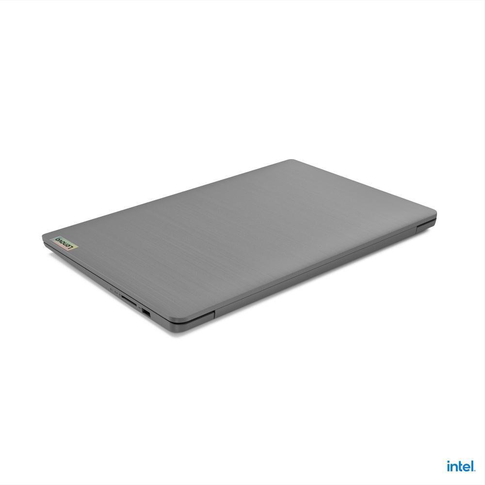 "Notebook Lenovo Ideapad 3 15itl6 / Arctic Grey / Intel Core I3 / 4 Gb Ram / Intel Uhd Graphics / 256 Gb Ssd / 15.6 "" image number 6.0"