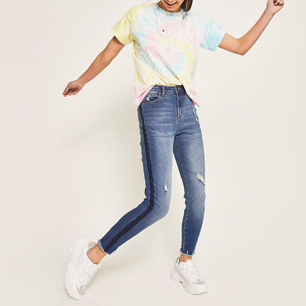 Jeans Mujer Super Skinny Freedom image number 1.0