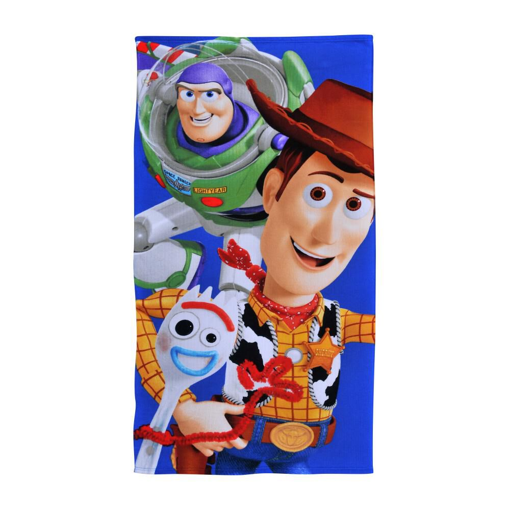 Toalla Playa Disney Toy Story 4 Forky image number 0.0