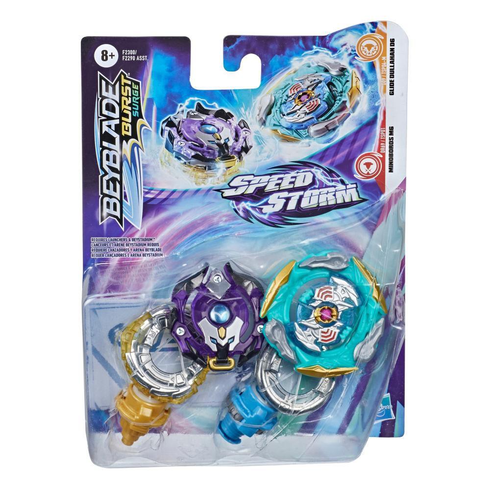 Figura Beyblades Speedstorm Dual Pack image number 0.0