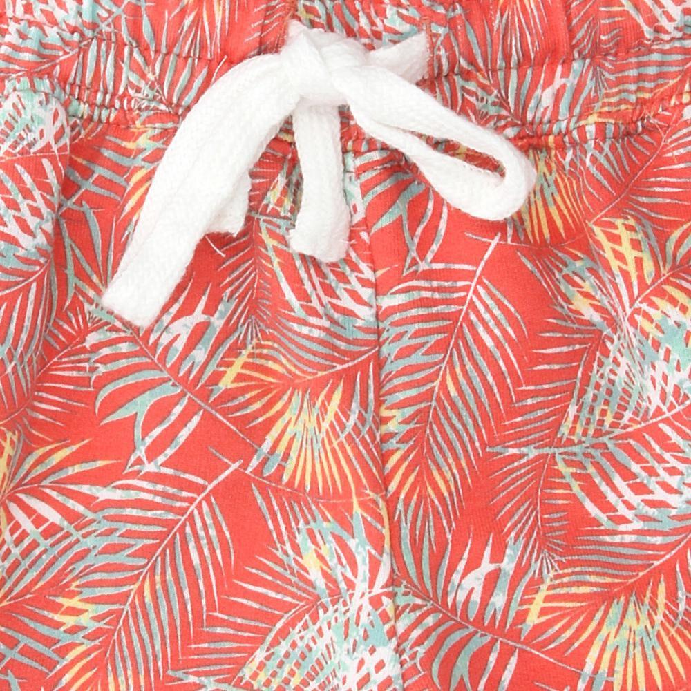 Short Niña Teen Red & Rock image number 2.0