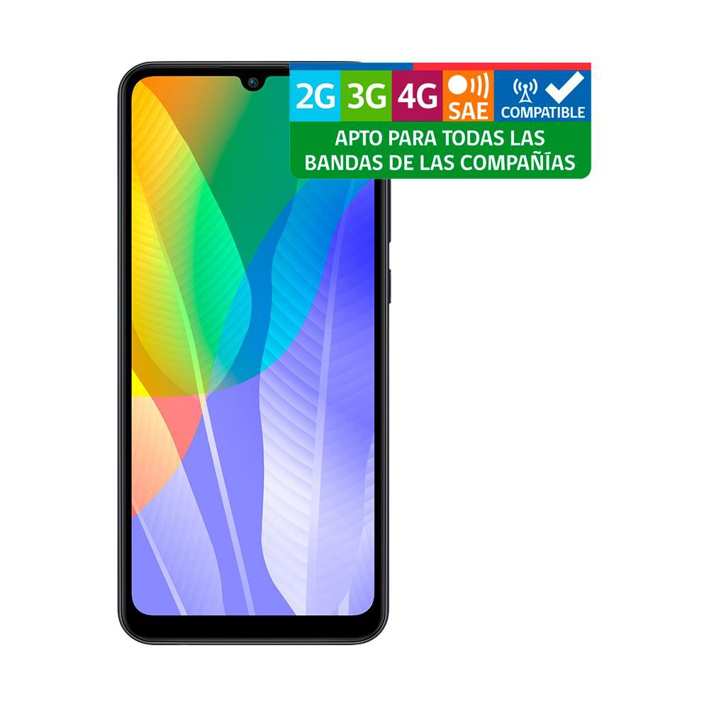 Smartphone Huawei Y6p 64 Gb / Movistar image number 6.0