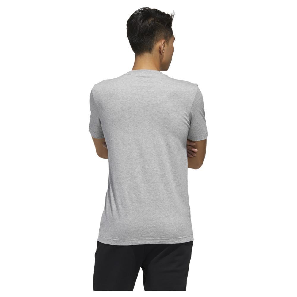 Camiseta Adi International Hombre Adidas image number 3.0