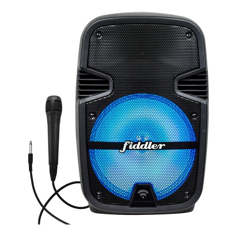 Parlante Para Karaoke Fiddler Fd-pkbt12 image number 0.0