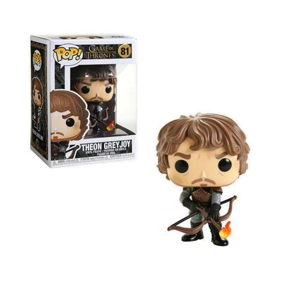 Figura De Acción Funko Pop Tv Got Theon W Flaming Arrows
