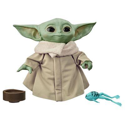 Juguete Interactivo Star Wars The Child (baby Yoda)
