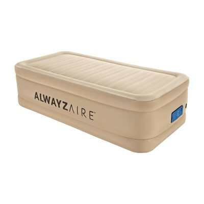 Colchon Inflable Electrico Bestway Alwayzaire Individual