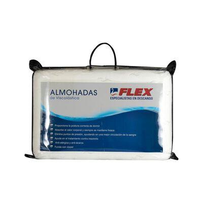 Almohada Flex Viscolastica / 1 Unidad