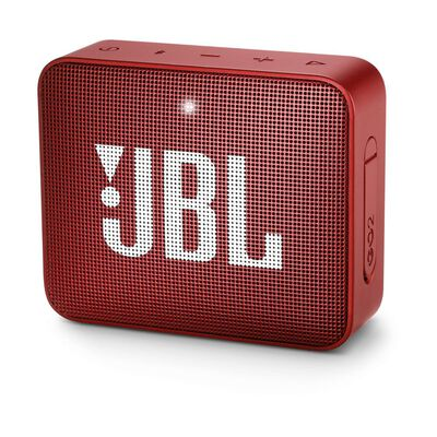 Parlante Bluetooth Jbl Go 2 Red
