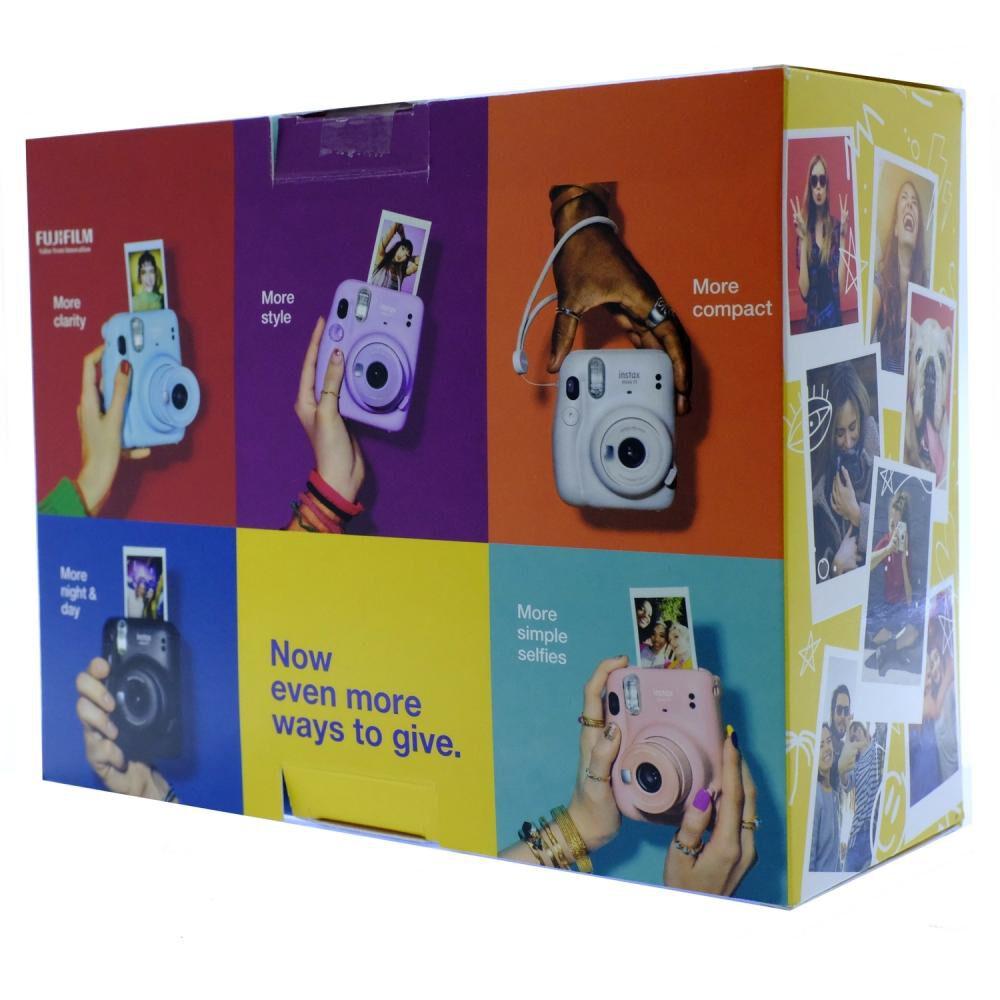 Cámara Instantánea Fujifilm Instax Mini 11 Pink + Película image number 3.0