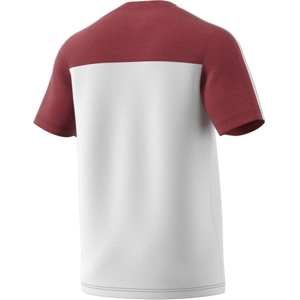 Polera Hombre Adidas Camiseta Essentials Tape image number 1.0