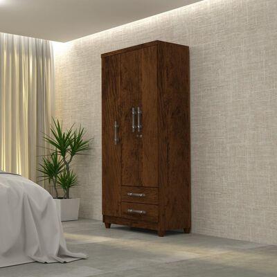 Closet Jdo&Desing Imbua / 3 Puertas / 2 Cajones