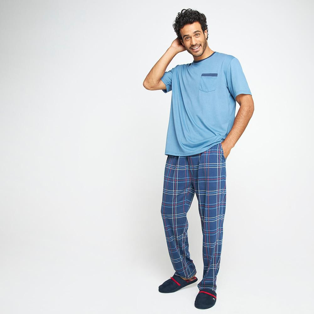 Pijama Hombre Herald image number 1.0