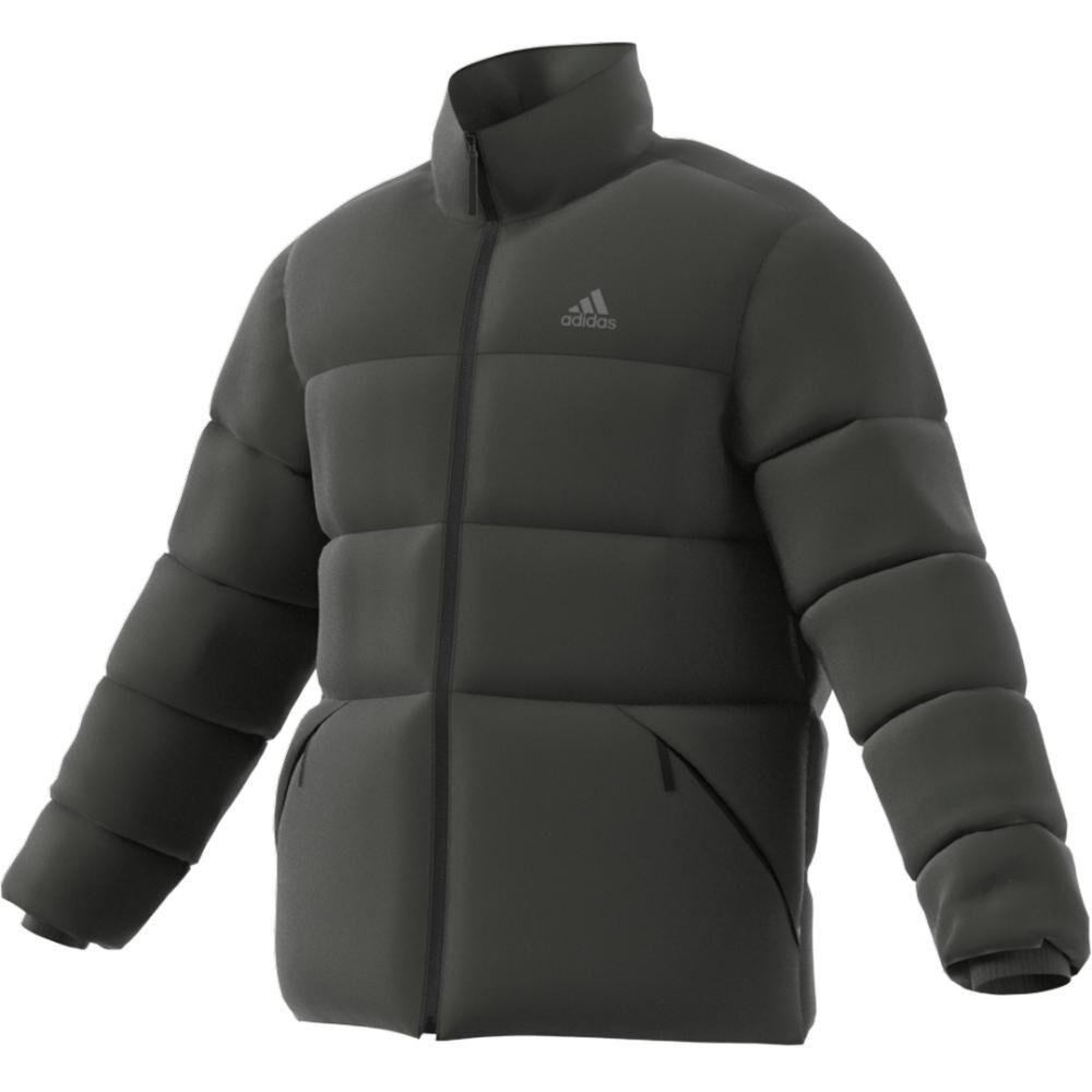 Parka Cuello Alzado Acolchado Con Relleno De Alto Aislamiento Térmico Hombre Adidas image number 7.0