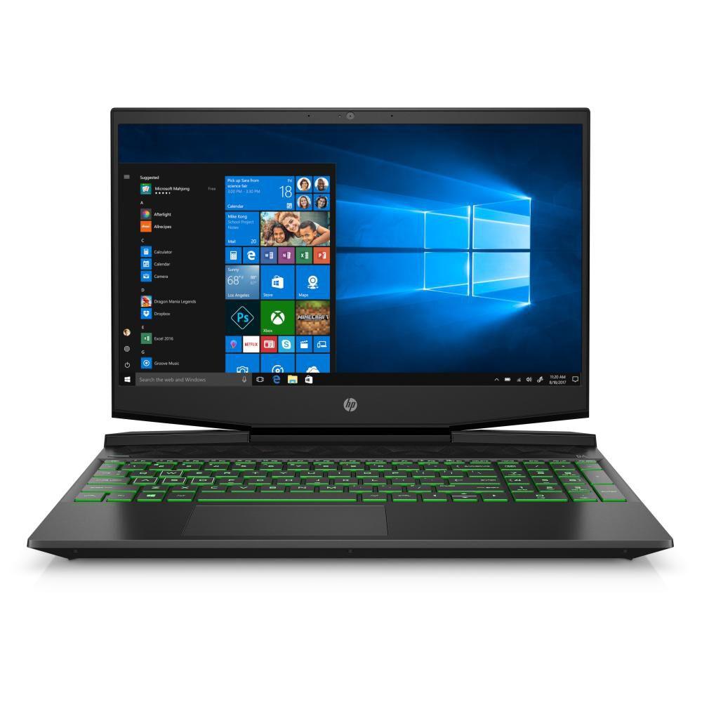 "Notebook Gamer Hp Pavilion 15-dk1028la / Negro Sombra / Intel Core I5 / 8 Gb Ram / Nvidia Geforce Gtx 1050 / 256 Gb Ssd / 15.6 "" image number 3.0"