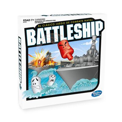 Juego De Mesa Hasbro Gaming Batlleship