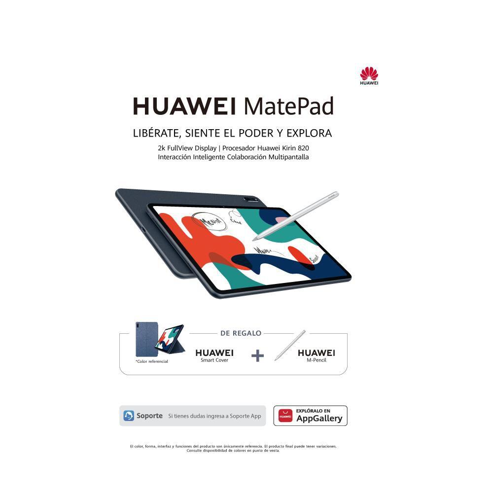 "Tablet Huawei Matepad / 4 Gb Ram / 128 GB / 10.4 "" image number 7.0"
