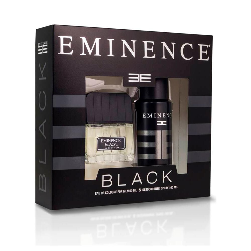 Estuche Black Eminence / 50 Ml / Edp + Desodorante Spray / 160ml image number 0.0