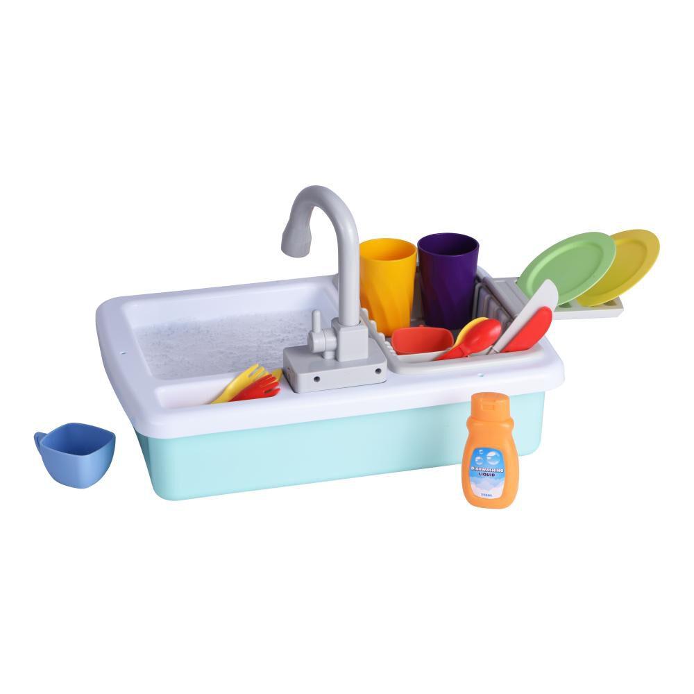Juego De Rol De Cocina Hitoys Kitchen Sink image number 4.0