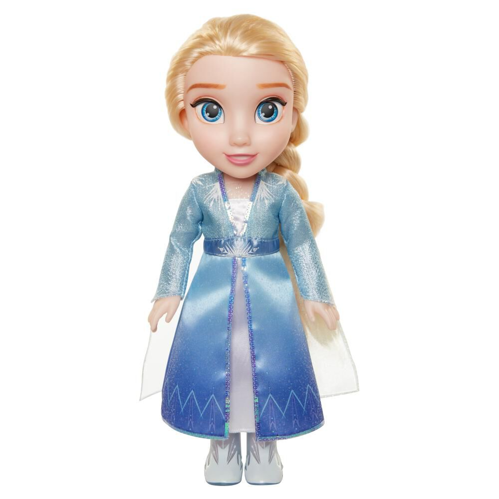 Muñecas Toddler Frozen 2 Elsa image number 2.0