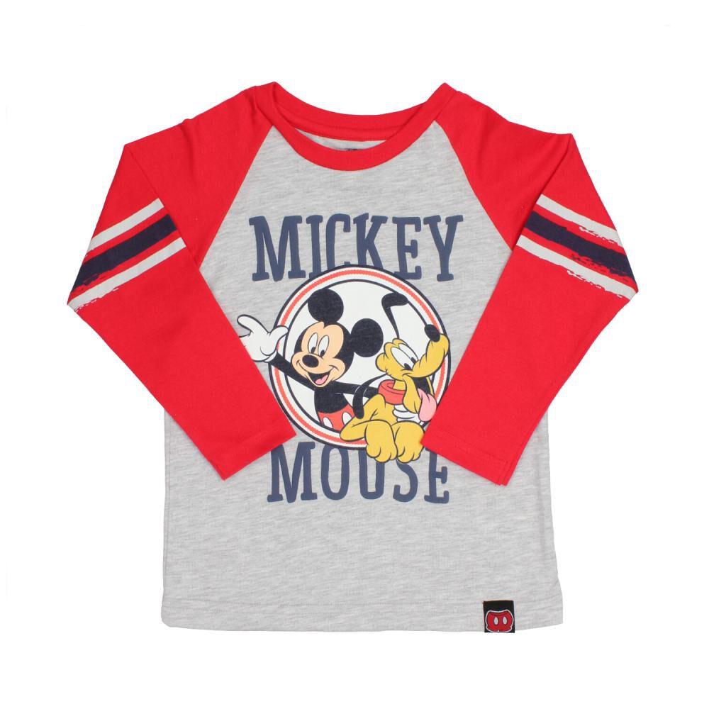 Polera Bebe Niño Mickey image number 0.0
