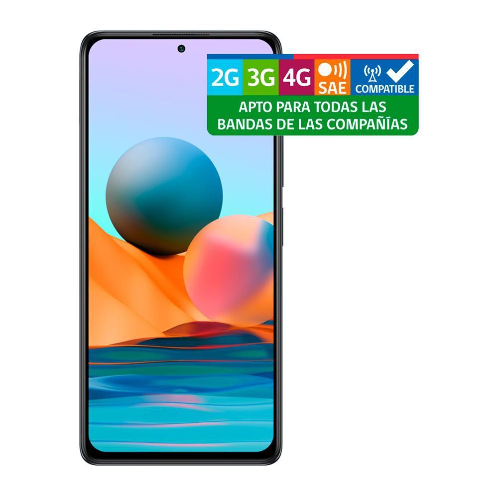 Smartphone Xiaomi Redmi Note 10 Pro Azul / 128 Gb / Liberado image number 11.0