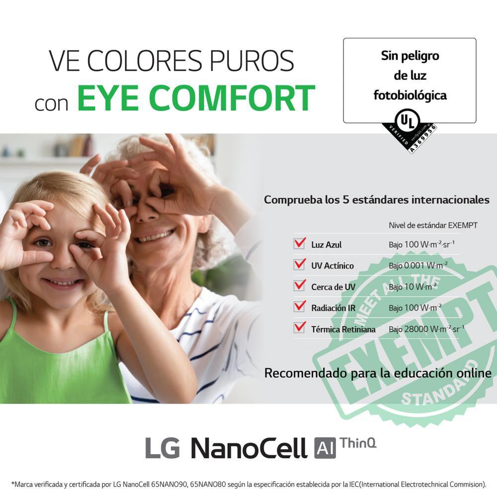 """Led LG 55NANO81SNA / 55"""" / 4K HDR NanoCell / Smart Tv 2020 image number 6.0"""