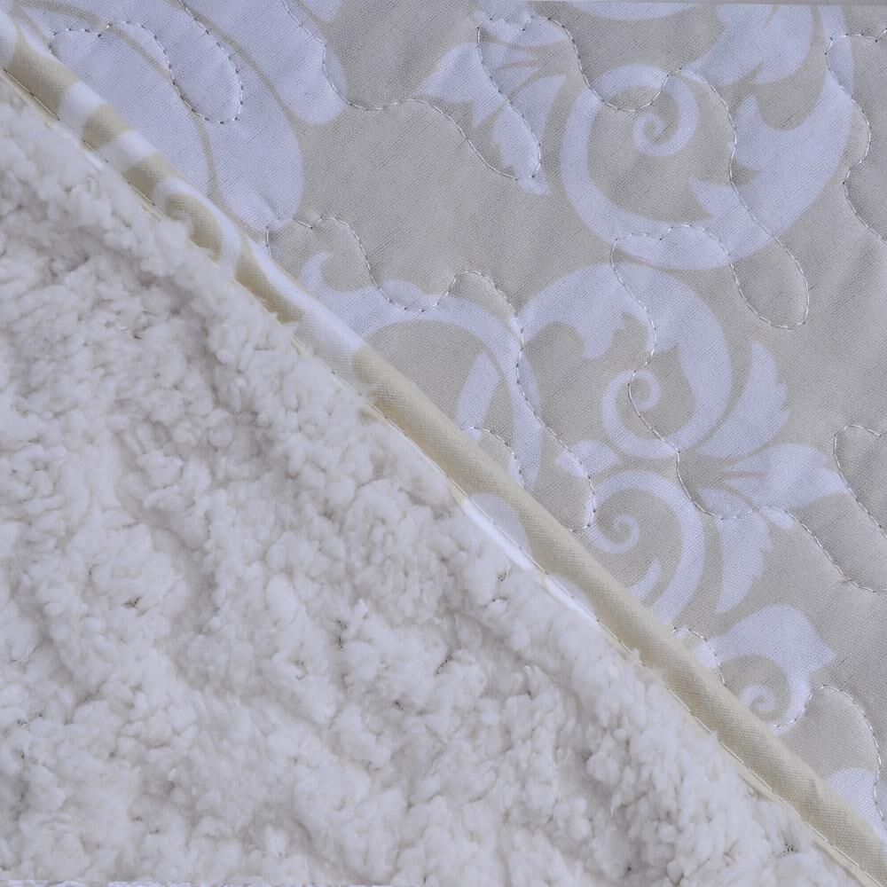 Quilt Sherpa Mashini Hortensia / 1.5 Plazas image number 1.0