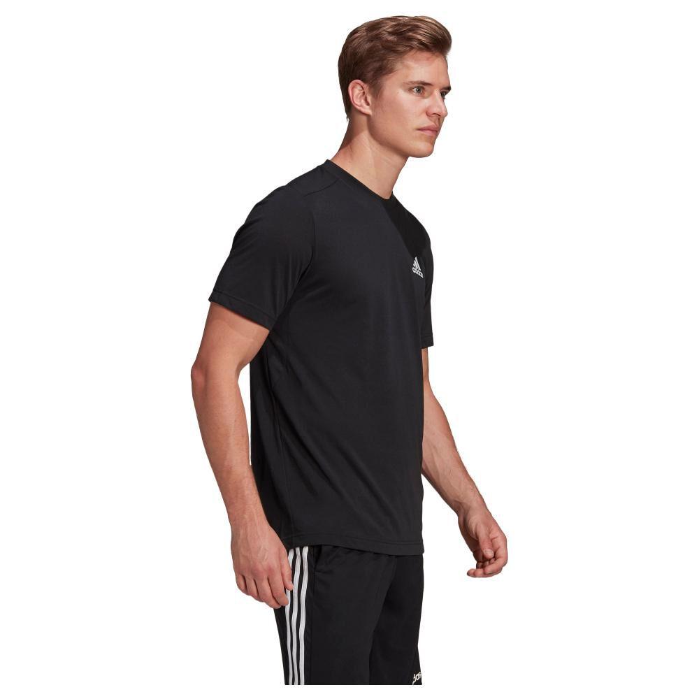 Polera Hombre Adidas Aeroready Designed 2 Move Feelready image number 3.0
