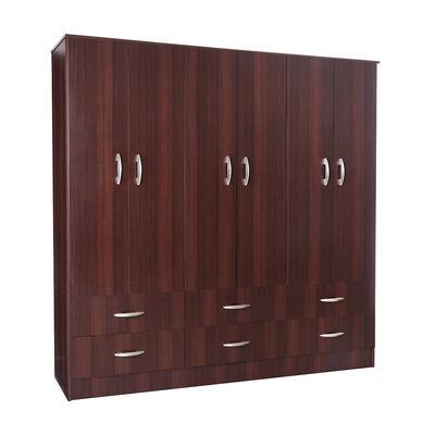 Closet Cic Maipo / 6 Puertas / 6 Cajones