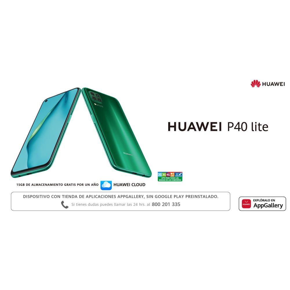 Smartphone Huawei P40 Lite  Verde  /  128 Gb image number 6.0