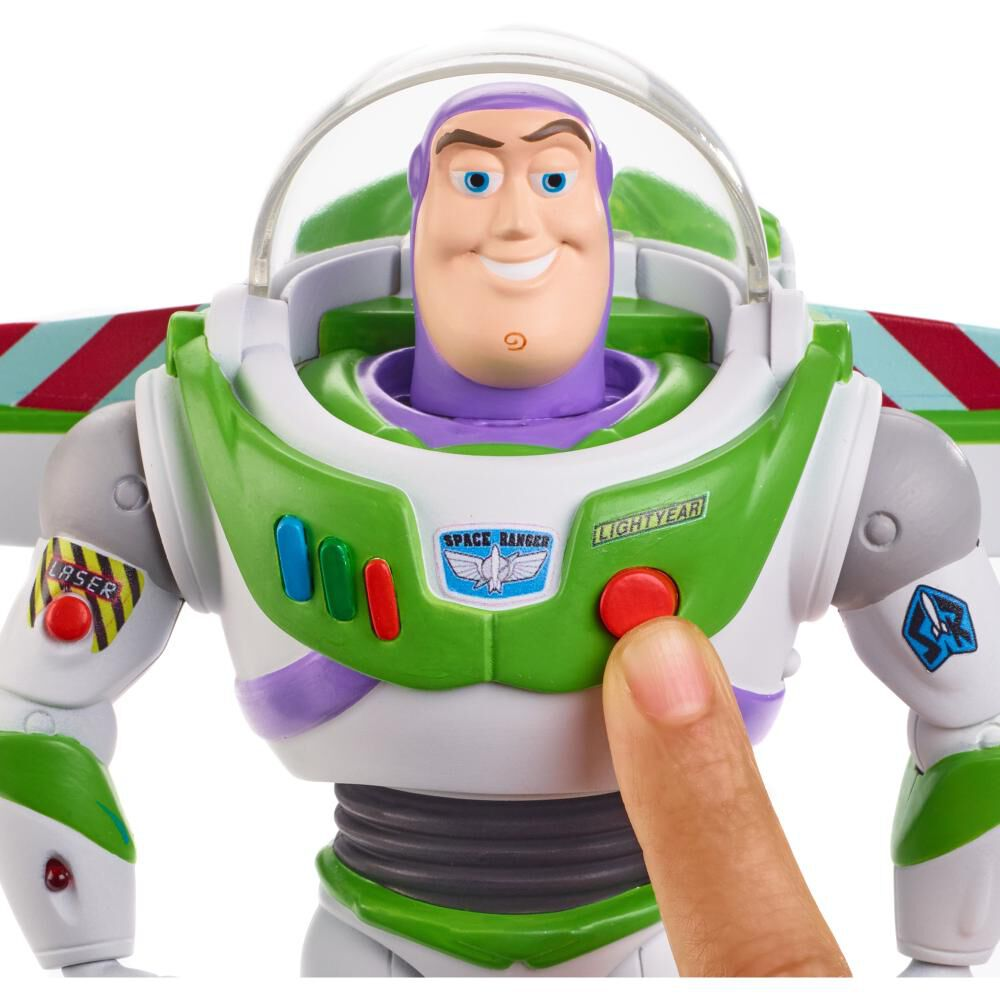 Figura De Pelicula Toy Story Movimientos Reales image number 2.0