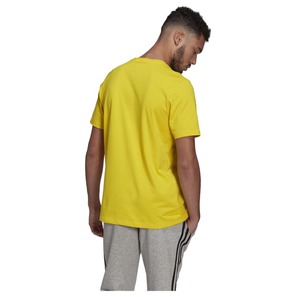 Polera Hombre Adidas Essentials Big Logo image number 2.0