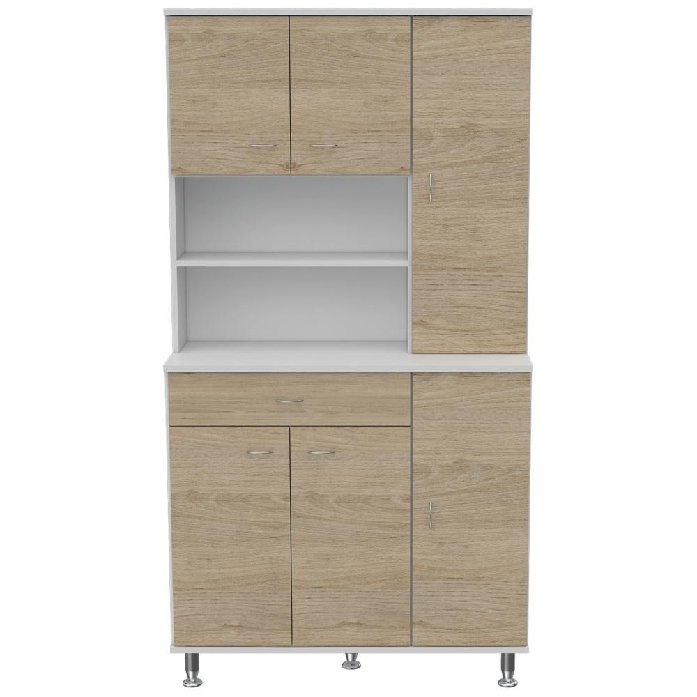 Mueble De Cocina Casaideal Kitchen / 6 Puertas / 1 Cajon image number 0.0