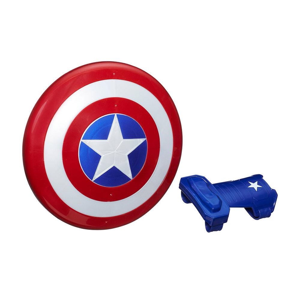 Juego De Acción Hasbro Avengers Escudo Y Guantelete Magnético image number 1.0