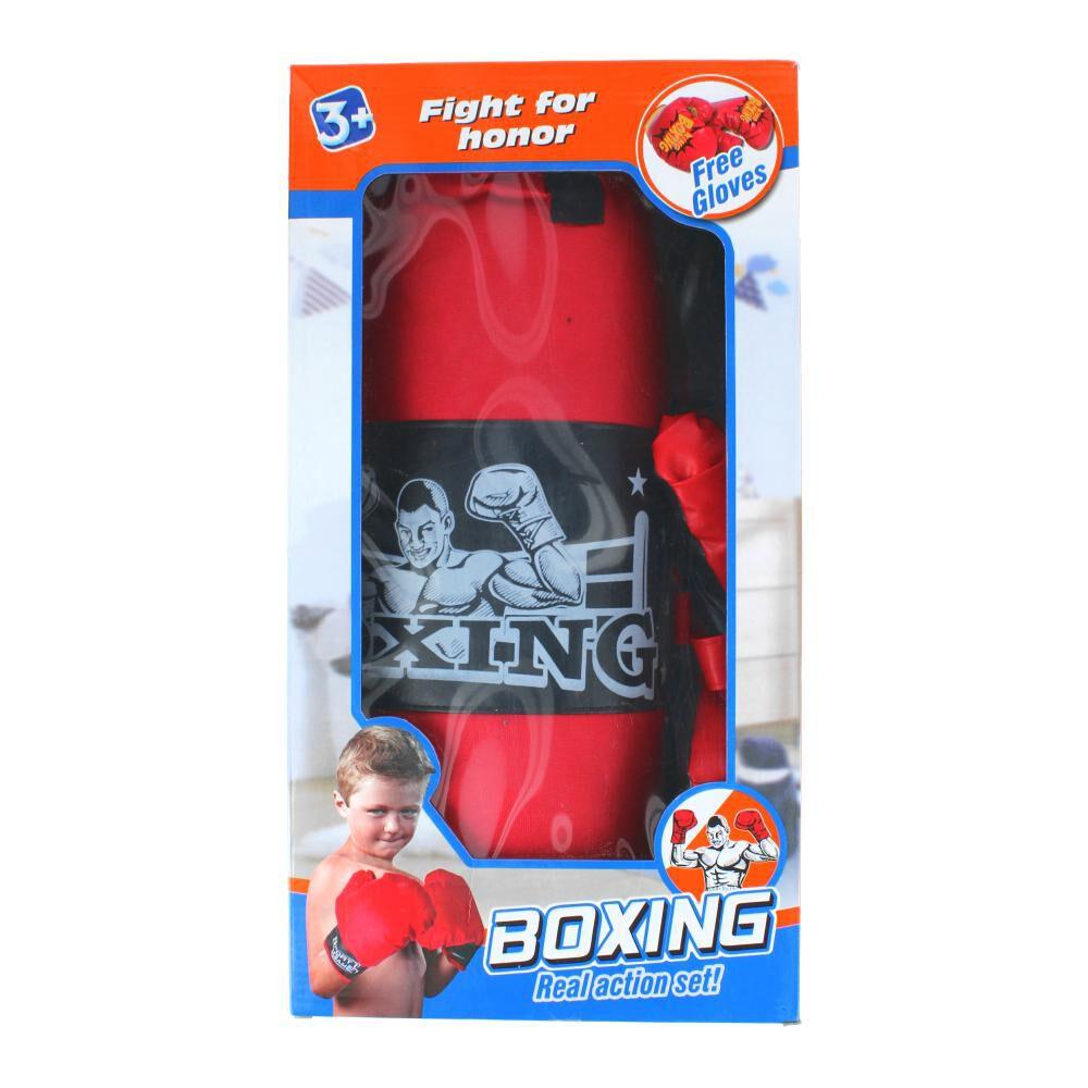 Set De Boxeo Hitoys King Sports image number 1.0