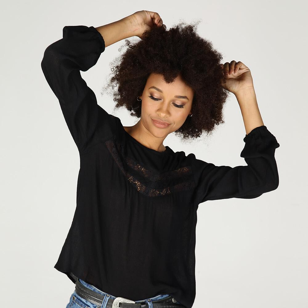 Blusa  Mujer Rolly Go image number 4.0