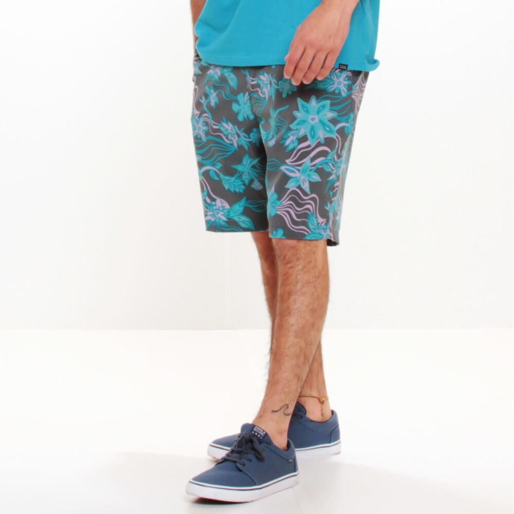 Short Hombre Maui Gris image number 0.0