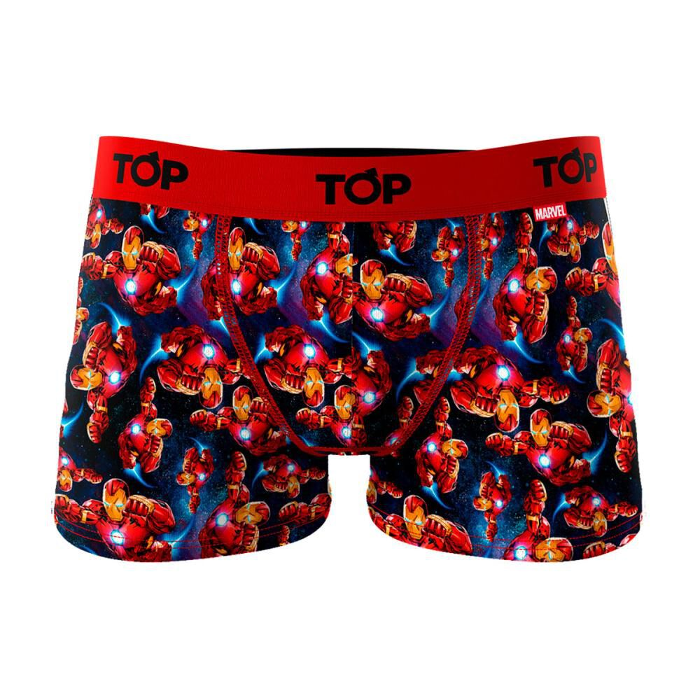Pack Boxer Niño Top / 4 Unidades image number 3.0