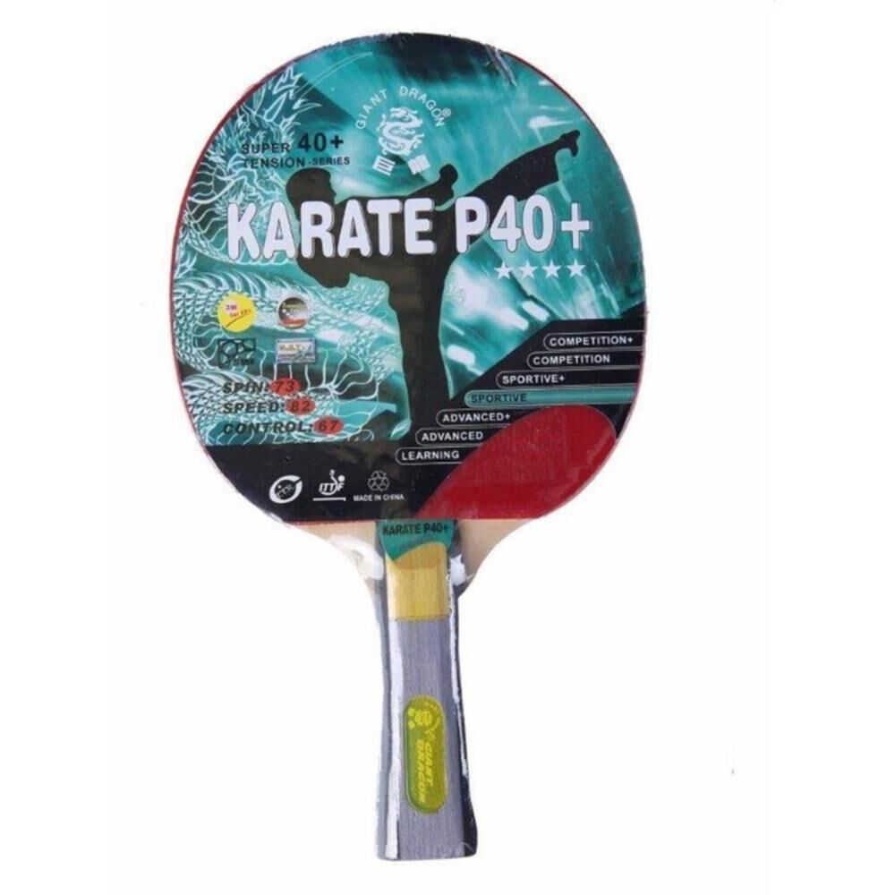 Paleta De Ping Pong Giant Dragon 4 Star image number 0.0