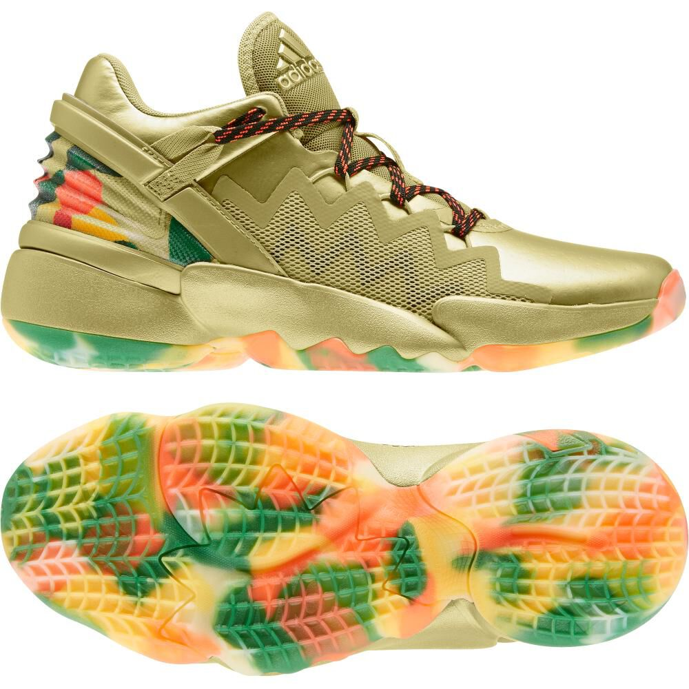 Zapatilla Basketball Hombre Adidas D.o.n. Issue #2 image number 5.0