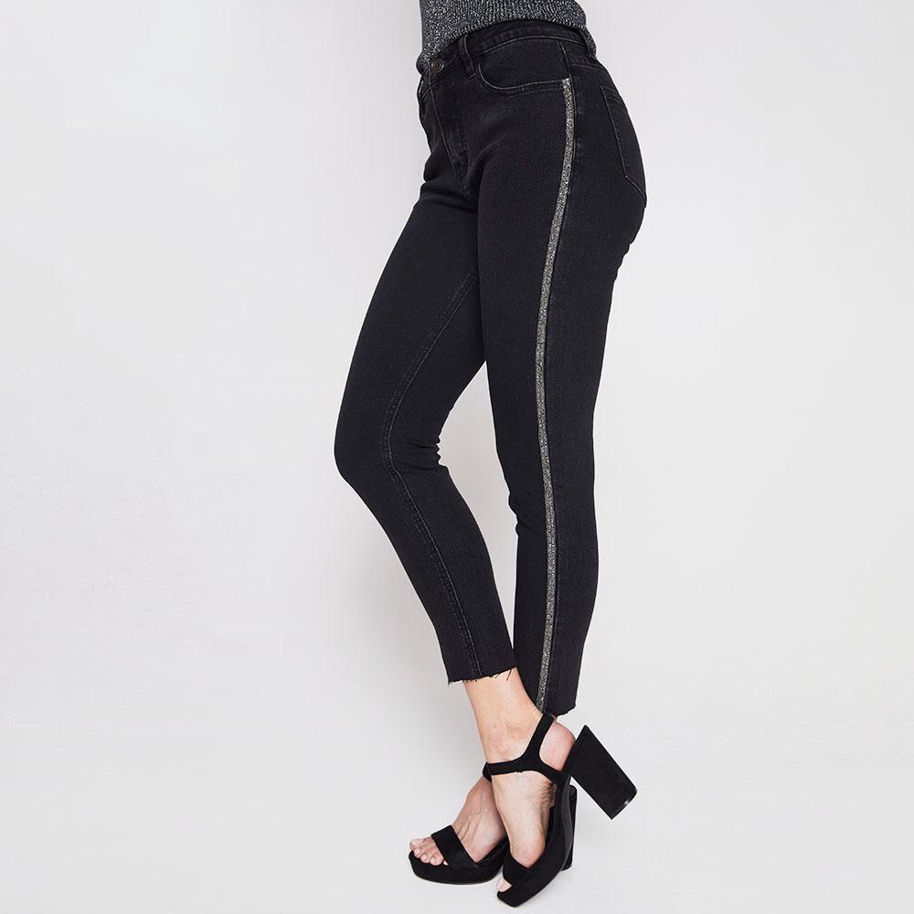 Jeans Regular Mujer Kimera image number 0.0