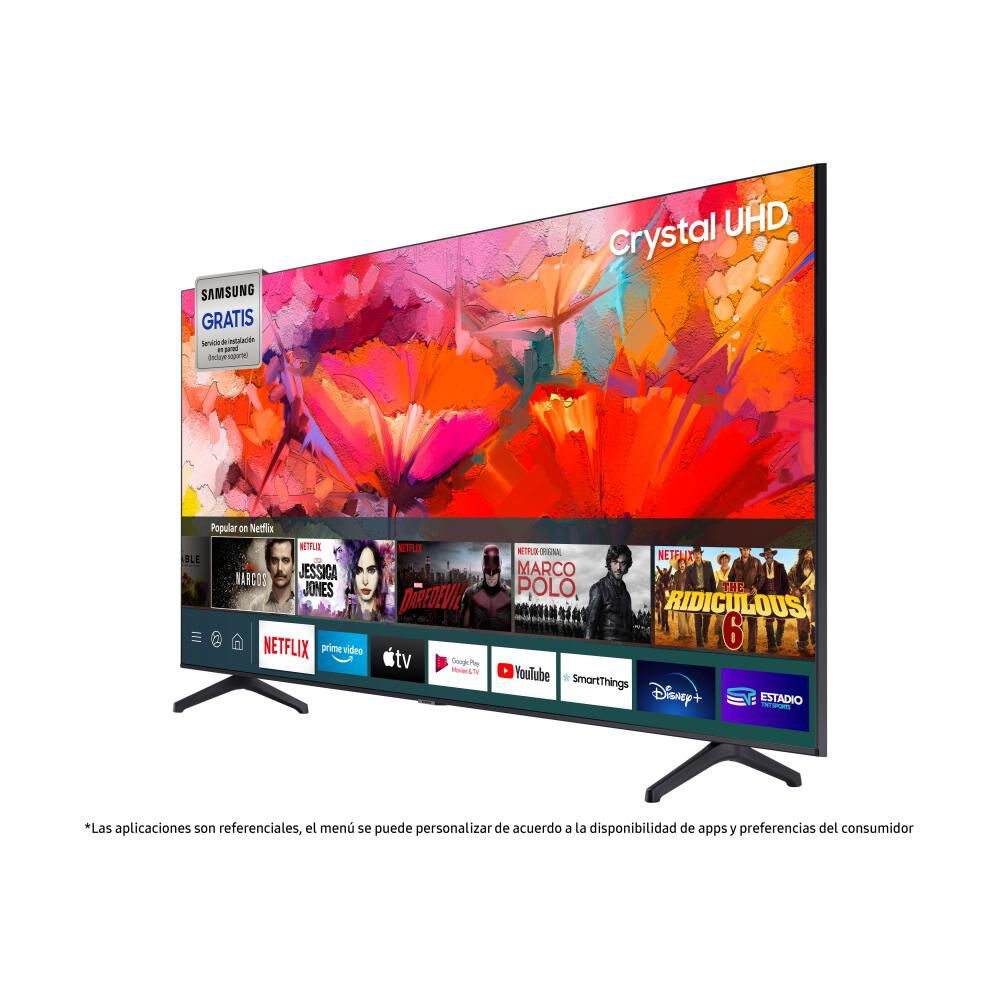 Led Samsung TU6900 / 65'' / Crystal UHD 4K / Smart Tv image number 1.0