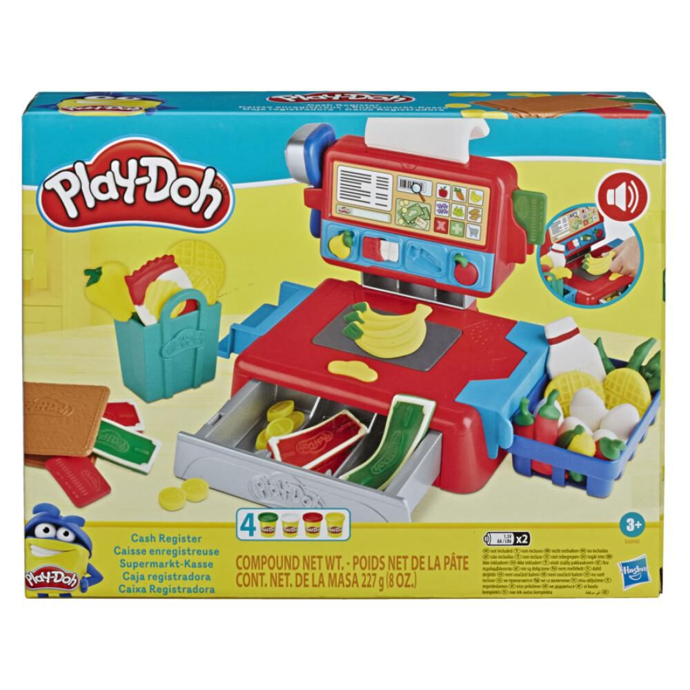 Masas Educativas Play Doh Caja Registradora image number 2.0