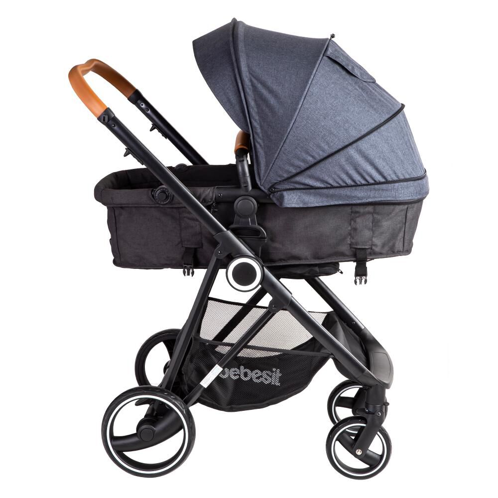 Coche Travel System Bebesit Cosmos image number 3.0