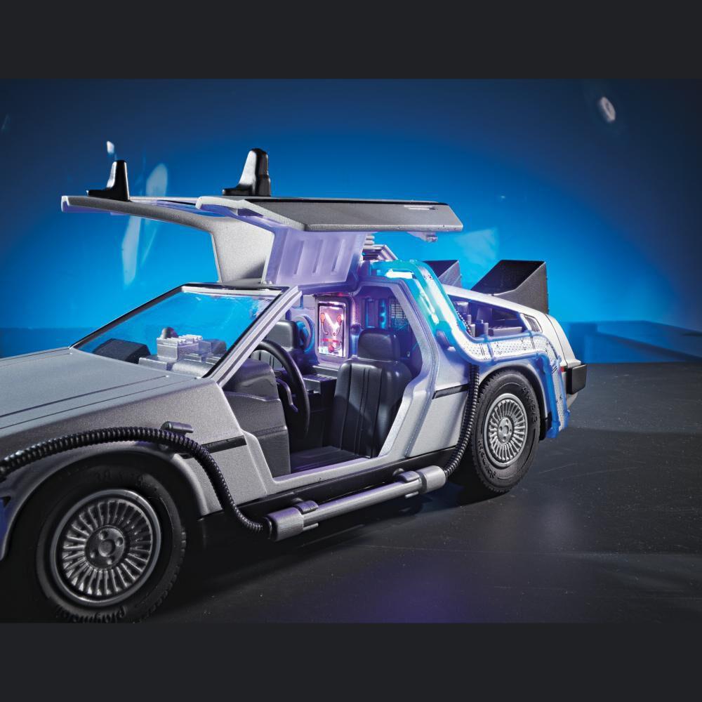 Auto Playmobil Volver Al Futuro image number 3.0
