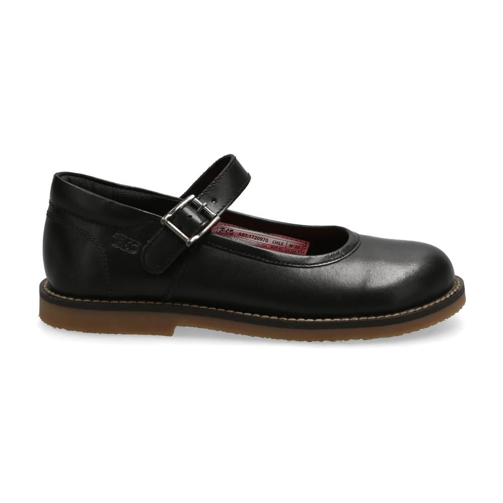 Zapato Escolar Niña Ficcus image number 1.0
